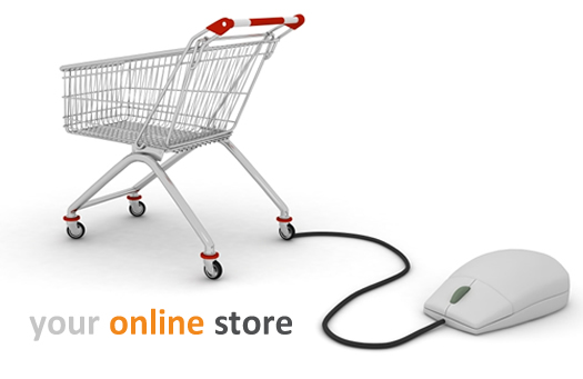 Online store bookkeeping